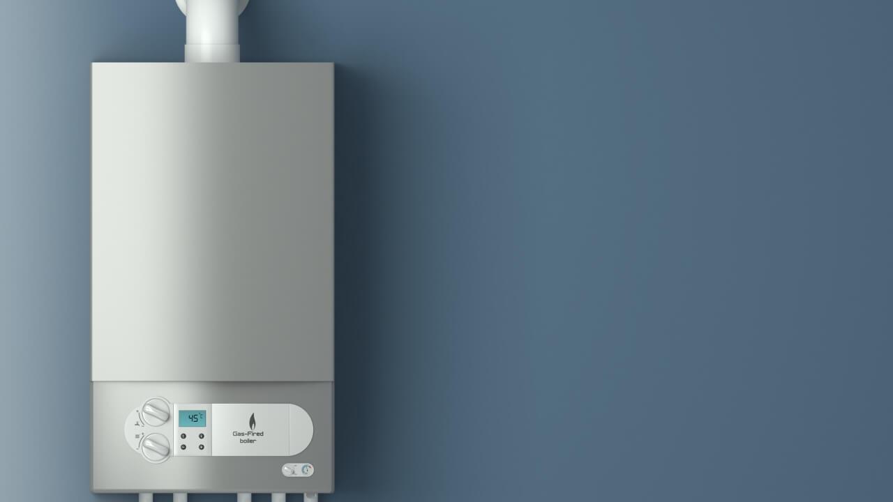 Установка газового котла отопления