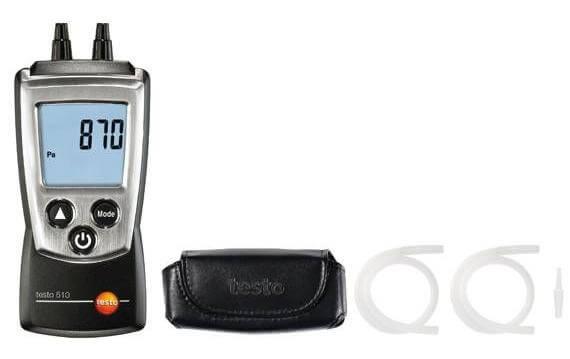Дифманометр Testo-510