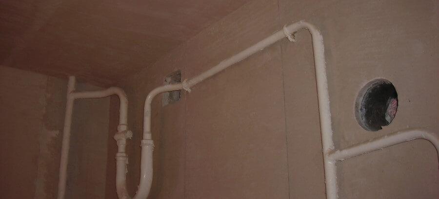 Пример газовой трубы