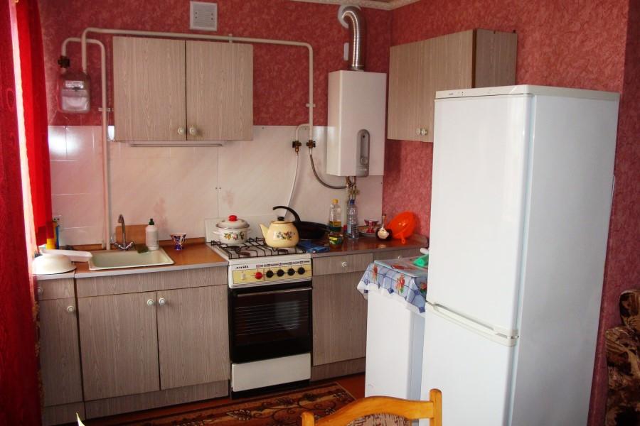 Колонка на кухне