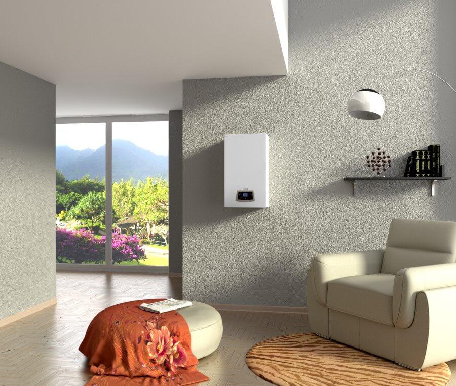 Перенос водонагревателя из кухни в коридор