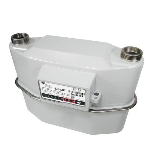Газовый счетчик Elster BK-G6T правый