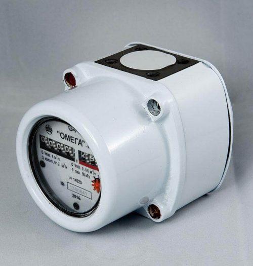 Газовый счетчик Омега-М G4